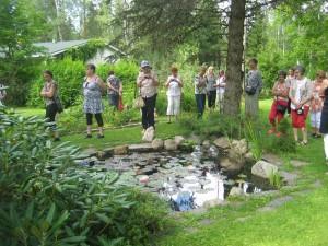Rintamäen pihapuisto_Pohjanmaan matka 2016 250